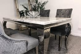 lew marble dining table 1