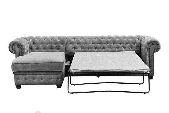 imperial left corner sofa bed graph. FAB