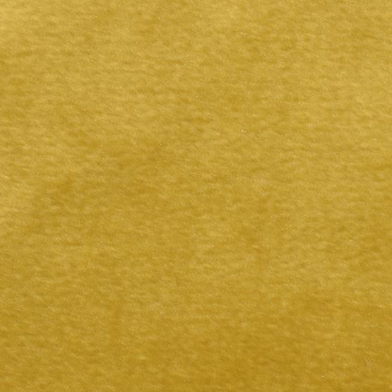 plush velvet mustard