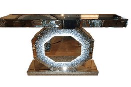Octagon Console Table