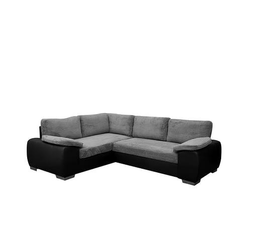 enzo 1cr2 left corner sofa bed bl-grey FAB cov-metro (2)